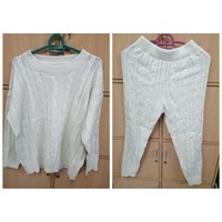 Used Pullover sweater and Pajama pant in Dubai, UAE