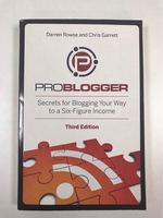 Used Book: ProBlogger in Dubai, UAE