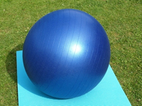 Used Big yoga/gym excercise ball  in Dubai, UAE