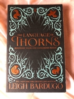 Used The Language Of Thorns by Leigh Bardugo in Dubai, UAE
