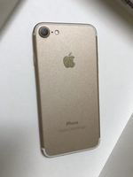 Used iPhone 7 gold 256 *PTA Approved* in Dubai, UAE