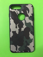 Used IPhone 7 plus Elegant Army Case (New) in Dubai, UAE