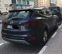 Used Hyundai Santa Fe 2017 in Dubai, UAE