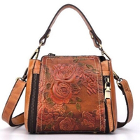 Used Vintage genuine small crossbody bag  in Dubai, UAE