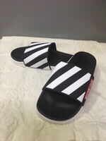 Used Off White men's slippers size 43 new in Dubai, UAE