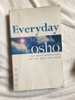 Used Everyday 365 days osho book in Dubai, UAE