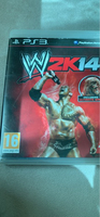 Used 2K14 WWE PS3 CD in Dubai, UAE