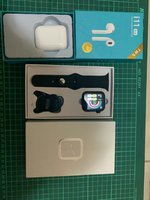 Bundle offer smart watch with i11 airpod