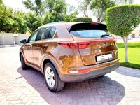 Used Kia sportage 2017 (gcc) in Dubai, UAE