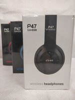Used P47 HEADPHONE & WIRELESS MIC in Dubai, UAE