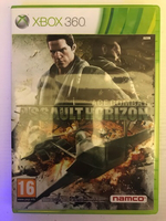 Used Ace Combat Assault Horizon XBOX360 PAL in Dubai, UAE