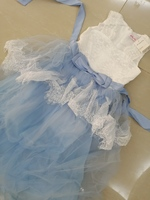 Used Flower girls dress size 150( 10/11 yo) in Dubai, UAE