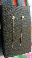 Used 18 K gold Earing in Dubai, UAE