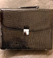 Used Oregnal Pierre Cardin New black bag in Dubai, UAE