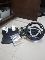 Genius wheel for PS and Xbox
