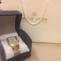 Brand New Philip Stein Watch... This Is An Overruns What U See Is What U Get.. High Quality