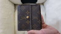 Aunthentic LV SMALL WALLET