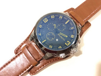 Used NEW MUNITI Sports Watch For Men Brown  in Dubai, UAE