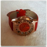 Red marc Jacob watch