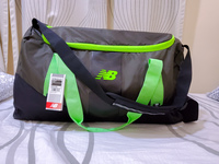 Used New balance unisex duffel bag. ORIGINAL in Dubai, UAE