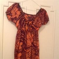 Never Worn Dress 100% Cotton Size S