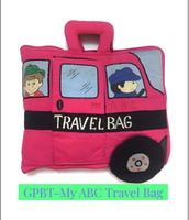 Used My ABC Travel Bag Pink in Dubai, UAE