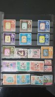 Used Old Stamps Collection in Dubai, UAE