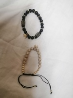 Used Charm crown bracelets 2 pcs in Dubai, UAE