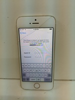 Used iPhone 5s *iCloud and screen broken* in Dubai, UAE