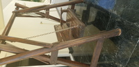 Used Imported hand made wooden swing in Dubai, UAE