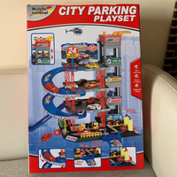 Used City Parking Playset  in Dubai, UAE