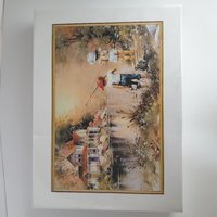 Used Picture Puzzle 500 pieces x3 OFFER in Dubai, UAE