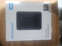 Used WD HDD 2 TB EXTERNAl in Dubai, UAE