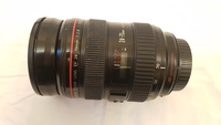 Used Canon Lens 24-70 MM wide angel Lens in Dubai, UAE