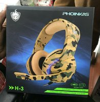 Used Army camouflage design gaming headset in Dubai, UAE