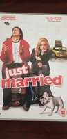 Used Just Married DVD movie in Dubai, UAE
