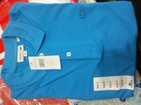Used Lacoste classic t shirt blue in Dubai, UAE