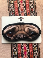 Used Pug eye mask  in Dubai, UAE