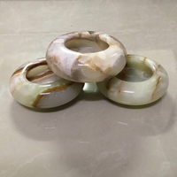Used Marble ash tray set 3 pcs new original  in Dubai, UAE