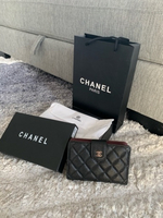 Used Chanel L Zip Wallet  in Dubai, UAE