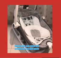 Used Babies swinging chair ORIGINAL PRICE 940 in Dubai, UAE