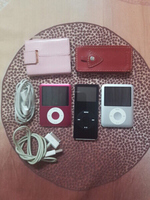 Used 3 Ipod Nano two 3rd gen and one 1st gen  in Dubai, UAE