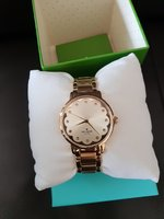 Used Kate spade womens gold SS band watch in Dubai, UAE