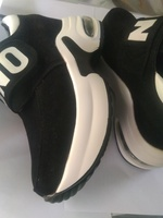 Used Velcro women's sports shoes 38 in Dubai, UAE