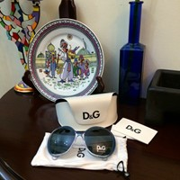 Used Authentic D&G Sunglasses (Never Worn) in Dubai, UAE