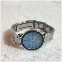 Used Brand New silver blue KESTE watch in Dubai, UAE