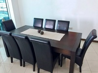 Used 8 Chairs Dining Table in Dubai, UAE