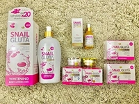 Used snail white with collagen  in Dubai, UAE
