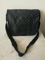 Used LOUIS VUITTON LAPTOP/MESSENGER BAG.. in Dubai, UAE