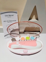 Used Baby nail 6 in 1 trimmer please read des in Dubai, UAE